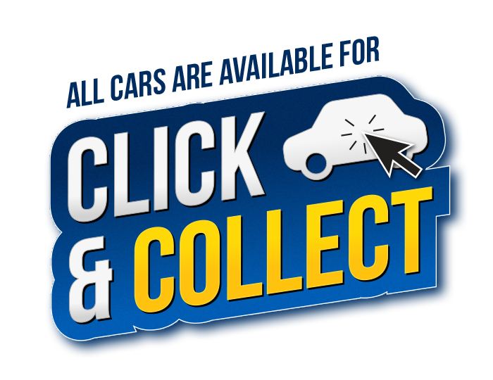 Click and Collect your next car at Sparshatts.