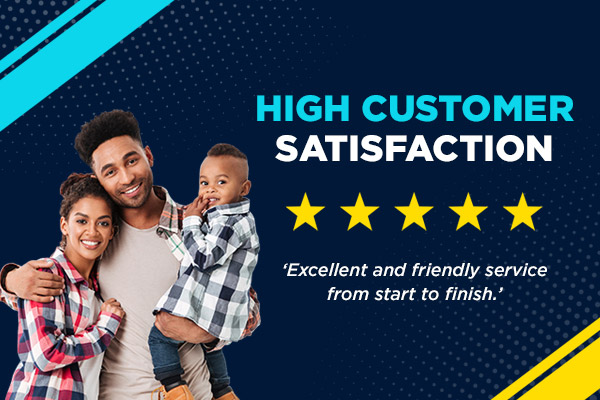 Complete Customer Satisfaction