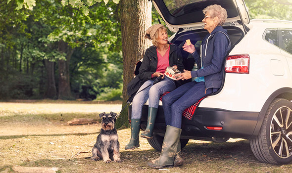 Staying active with Motability