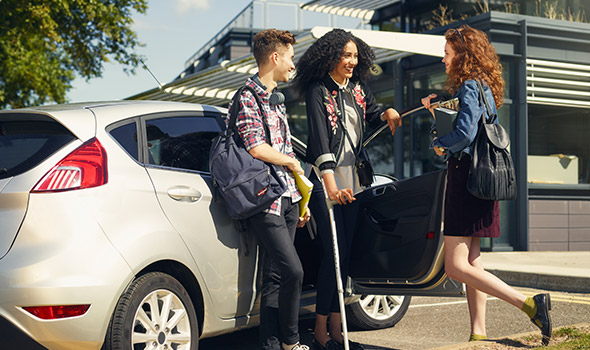 Independance with Motability