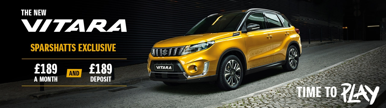 sparshatts-exclusive%3a-save-%c2%a31%2c000-on-a-suzuki-vitara-with-%c2%a3189-deposit